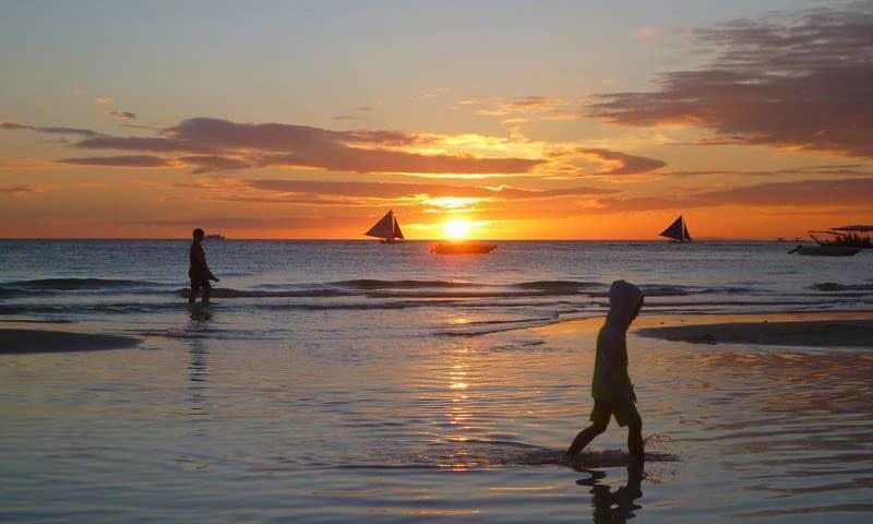 Sunset Walkers Boracay