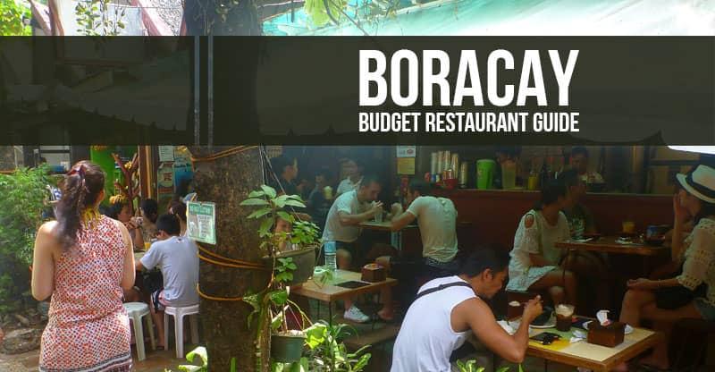 The 15 Best Cheap Restaurants in Boracay Island