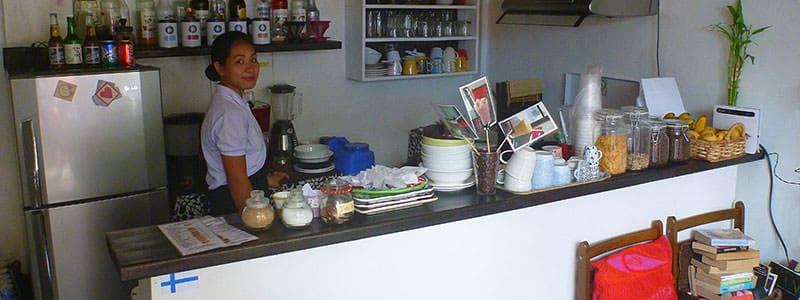 Viveri's Cafe