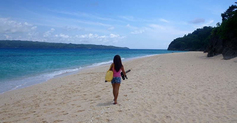 Puka Beach Boracay Guide