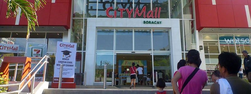 CityMall Entrance