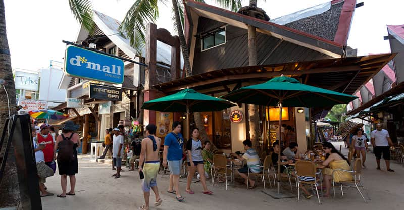 Guide To Boracay D'Mall, D'Talipapa and CityMall