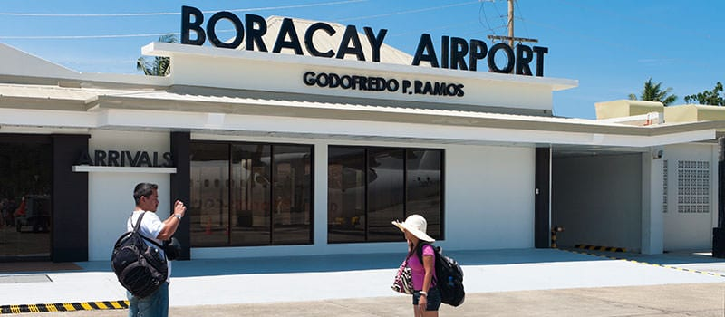 About Flying To Boracay Island
