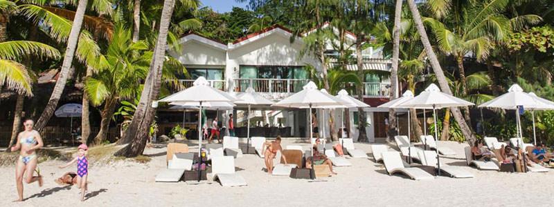 Villa Caemilla Beach Hotel