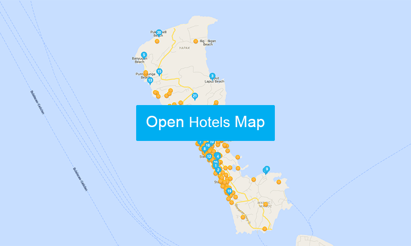 Hotels Map